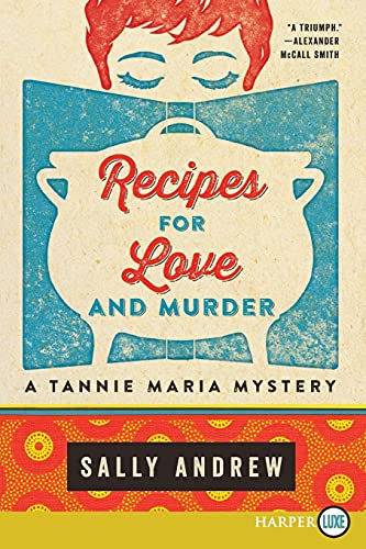 Recipes for Love and Murder LP: A Tannie Maria Mystery: Andrew, Sally