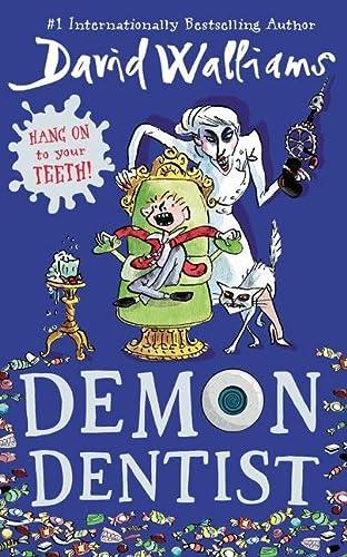 9780062417046: Demon Dentist