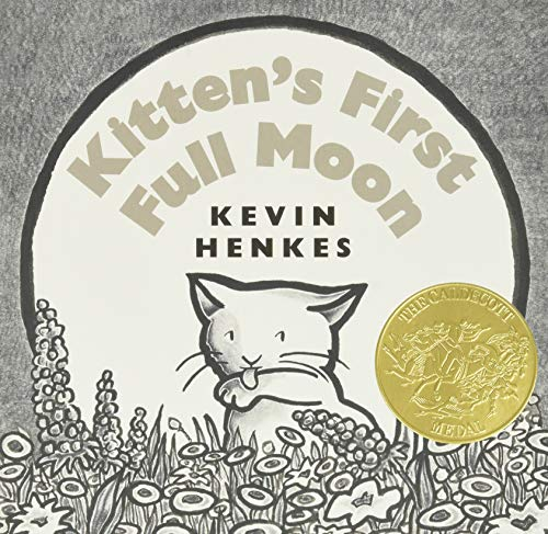 Kitten's First Full Moon Board Book: Henkes, Kevin