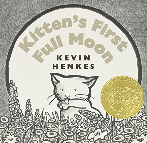 9780062417107: Kitten's First Full Moon Board Book