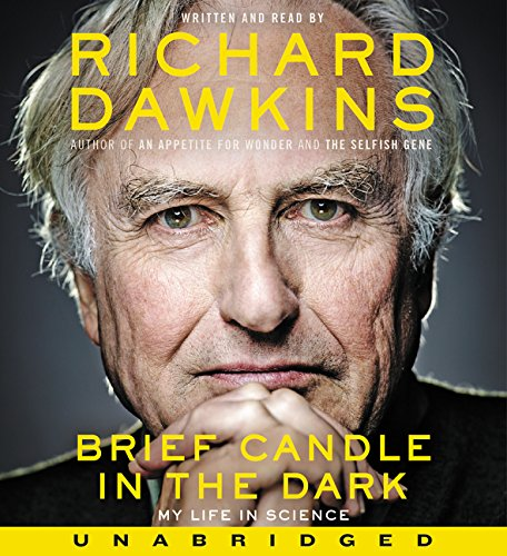 Brief Candle in the Dark CD: My Life in Science: Richard Dawkins