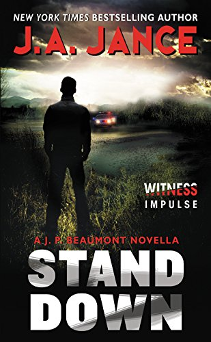 9780062418494: Stand Down: A J.P. Beaumont Novella