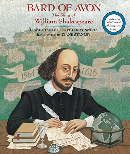 9780062419255: Bard of Avon: The Story of William Shakespeare