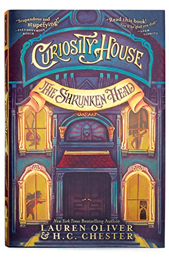 9780062419361: The Shrunken Head  01. The Curiosity House