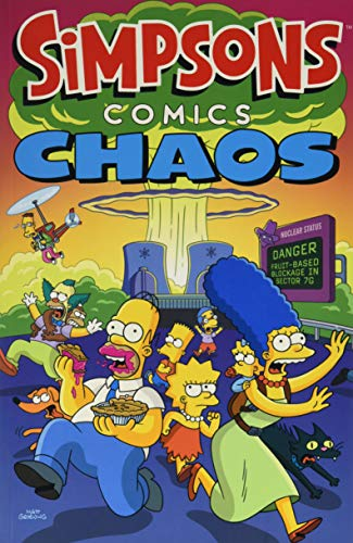 9780062419477: Simpsons Comics Chaos