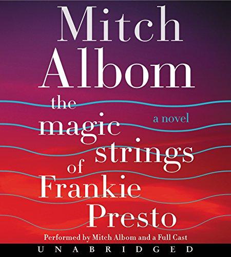 9780062420039: The Magic Strings of Frankie Presto