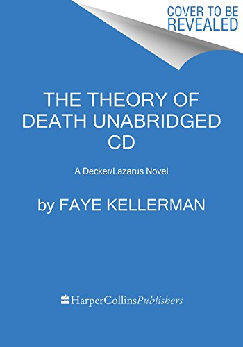 9780062420053: The Theory of Death CD: A Decker/Lazarus Novel