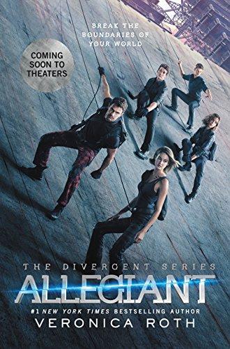 9780062420084: Allegiant Movie Tie-in Edition (Divergent Series)