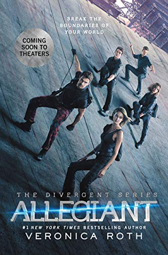9780062420091: Allegiant Movie Tie-in Edition (Divergent Series)