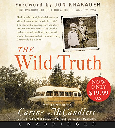 9780062420442: The Wild Truth Low Price CD: The Untold Story of Sibling Survival