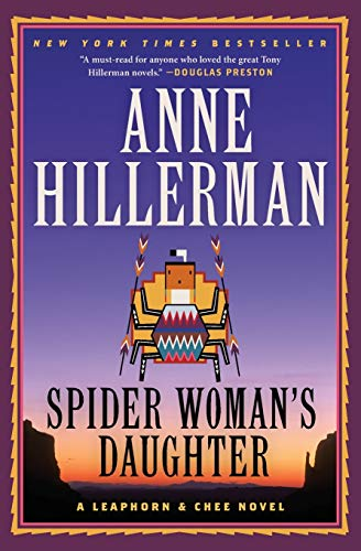 9780062420589: Spider Woman's Daughter: A Leaphorn & Chee Novel