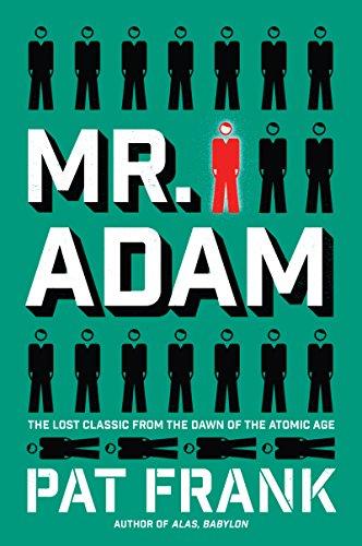 9780062421760: Mr. Adam: A Novel
