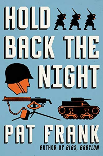 Hold Back the Night: Pat Frank