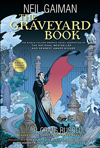 9780062421883: Graveyard Book Graphic Novel - Single Volume