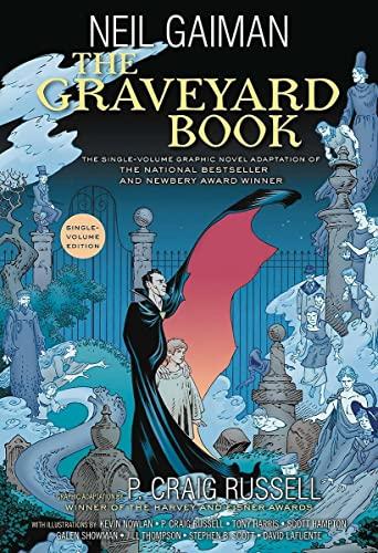 9780062421890: The Graveyard Book Graphic Novel Single Volume