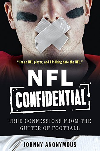 9780062422415: NFL Confidential: True Confessions from the Gutter of Football