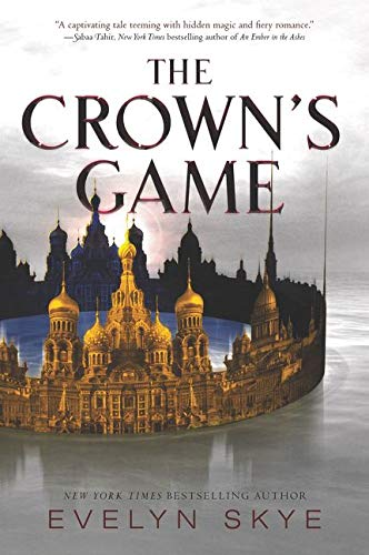 9780062422590: The Crown's Game
