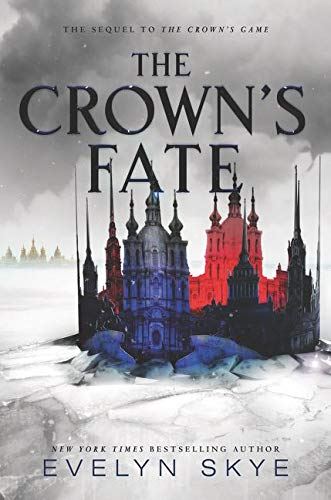 9780062422613: The Crown's Fate (Crown's Game)