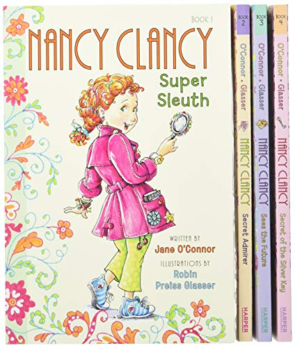 9780062422736: Fancy Nancy: Nancy Clancy's Ultimate Chapter Book Quartet: Books 1 through 4