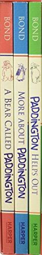 9780062422798: Paddington Classic Adventures Box Set: 3 Favorite Paddington Novels