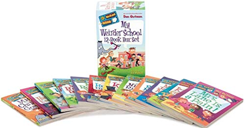 9780062422811: My Weirder School 12-Book Box Set: Books 1-12