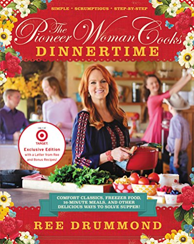 9780062424358: The Pioneer Woman Cooks Dinnertime