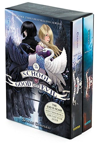 9780062424372: School for Good and Evil 2-Book Box Set: Books 1 and 2