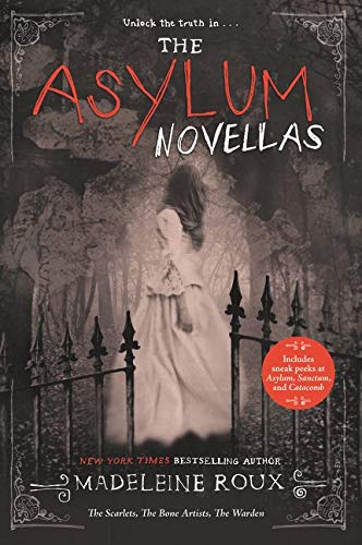 9780062424464: The Asylum Novellas: The Scarlets, The Bone Artists, & The Warden