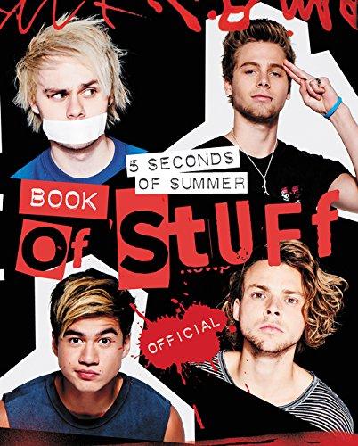 9780062424501: 5 Seconds of Summer Book of Stuff