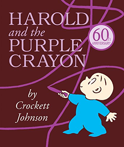 9780062427304: Harold and the Purple Crayon: Lap Edition