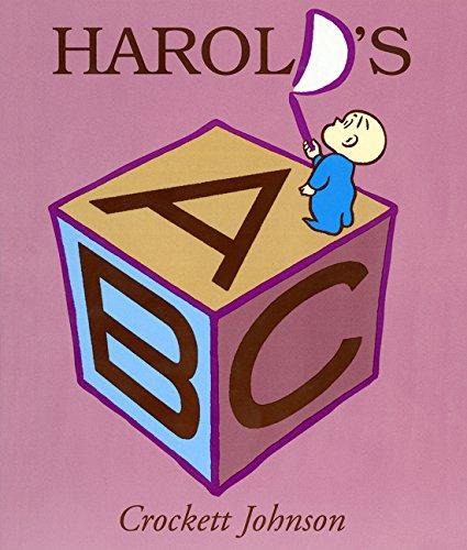 9780062427311: Harold's ABC Board Book