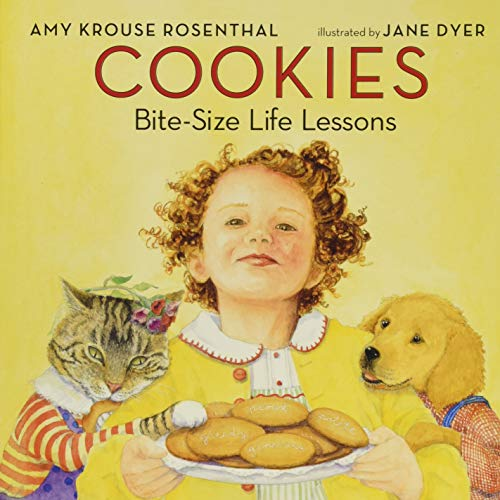 9780062427397: Cookies Board Book: Bite-Size Life Lessons
