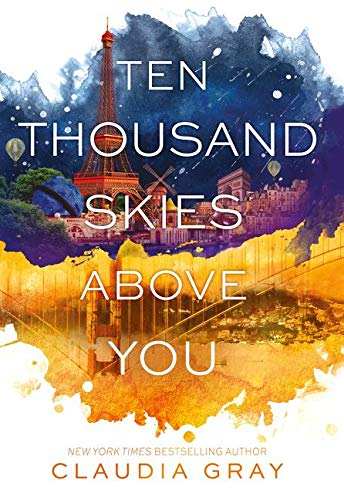 9780062427892: Ten Thousand Skies Above You (Firebird)