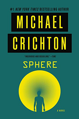 a book report on the sphere a novel by michael crichton