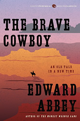 9780062429964: The Brave Cowboy: An Old Tale in a New Time