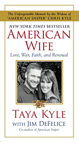 9780062430199: American Wife: A Memoir of Love, War, Faith, and Renewal