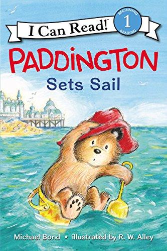 9780062430649: Paddington Sets Sail (I Can Read)