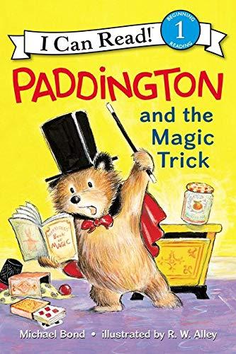 Paddington and the Magic Trick (I Can