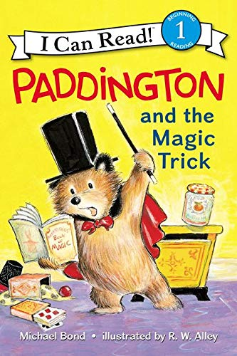 9780062430687: Paddington and the Magic Trick (I Can Read Level 1)
