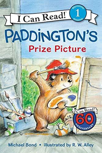 Paddington's Prize Picture (I Can Read Level: Bond, Michael; Alley,