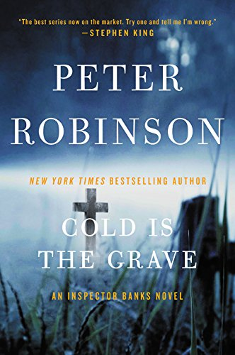 9780062431288: Cold Is the Grave: An Inspector Banks Novel
