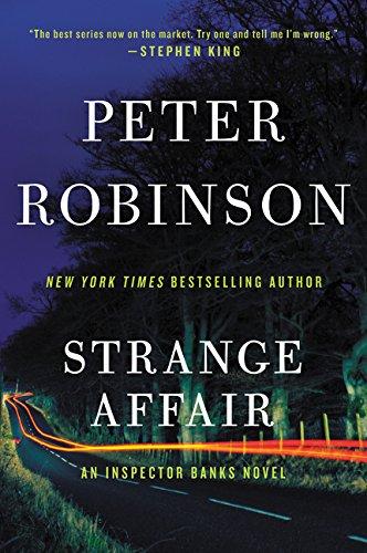 9780062431325: Strange Affair (Inspector Banks Novels)