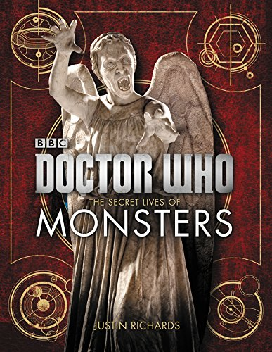 9780062431684: Doctor Who: The Secret Lives of Monsters