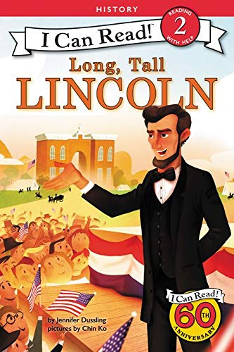 9780062432551: Long, Tall Lincoln (I Can Read Level 2)