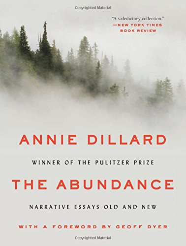 9780062432964: The Abundance: Narrative Essays Old and New