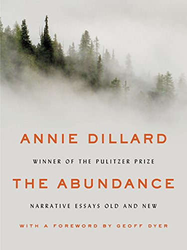 9780062432971: The Abundance: Narrative Essays Old and New
