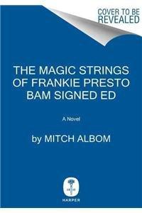 9780062433244: The Magic Strings of Frankie Presto BAM Signed Ed