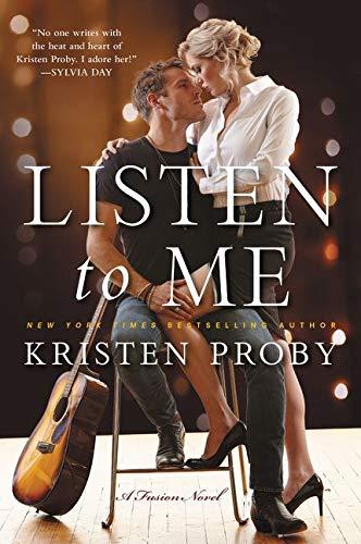 9780062434753: Listen To Me: A Fusion Novel