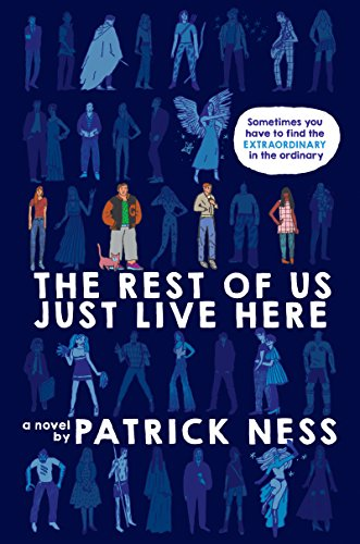 9780062435026: The Rest of Us Just Live Here (Signed Edition)