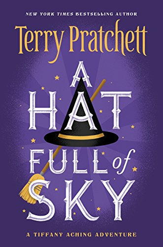 9780062435279: A Hat Full of Sky (Tiffany Aching)